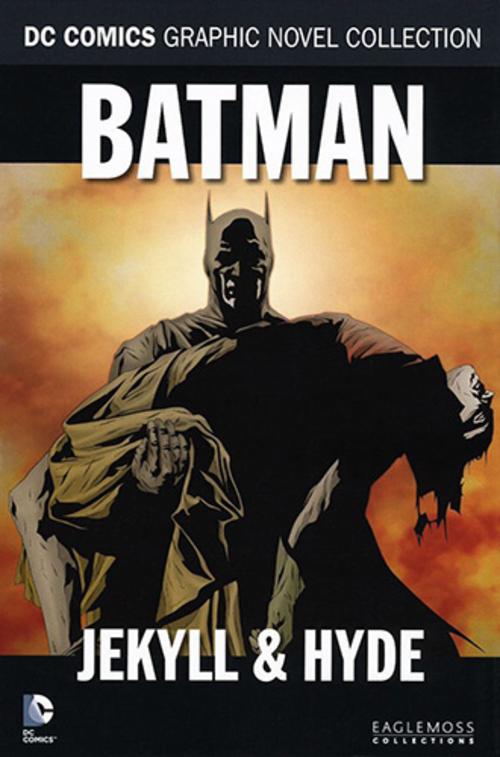 (C) Eaglemoss / DC Comics Graphic Novel Collection 124 / Zum Vergrößern auf das Bild klicken