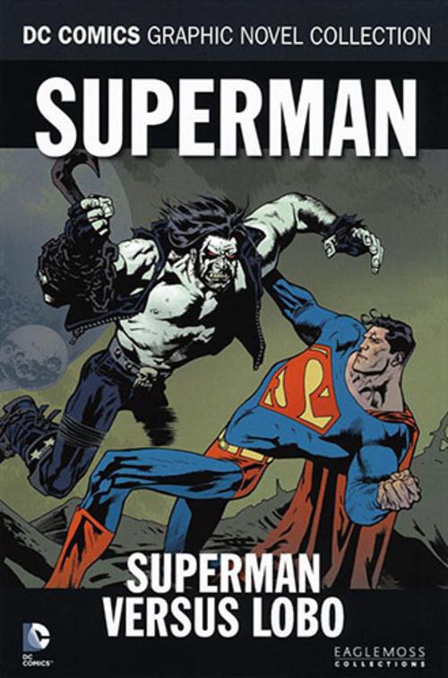 (C) Eaglemoss / DC Comics Graphic Novel Collection 125 / Zum Vergrößern auf das Bild klicken