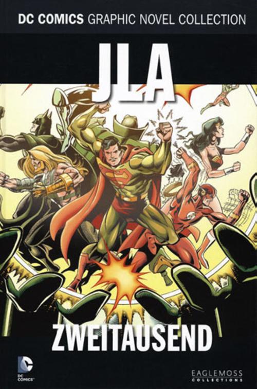 (C) Eaglemoss / DC Comics Graphic Novel Collection 126 / Zum Vergrößern auf das Bild klicken