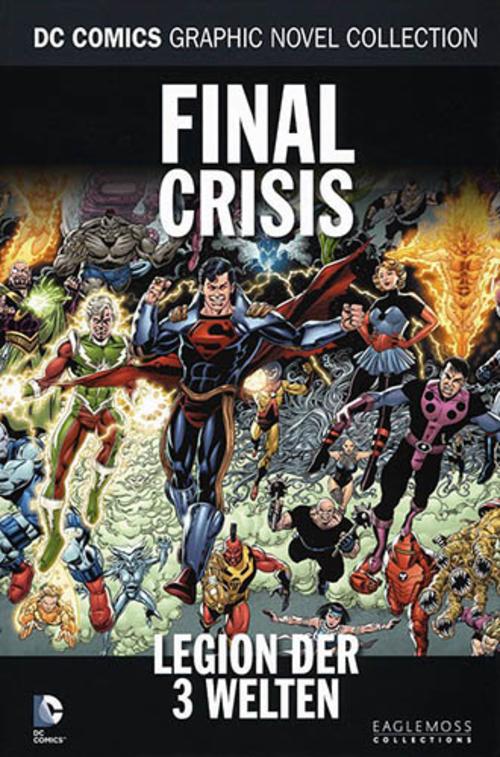 (C) Eaglemoss / DC Comics Graphic Novel Collection 127 / Zum Vergrößern auf das Bild klicken