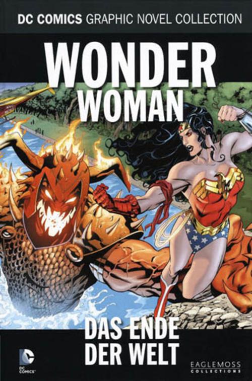 (C) Eaglemoss / DC Comics Graphic Novel Collection 132 / Zum Vergrößern auf das Bild klicken