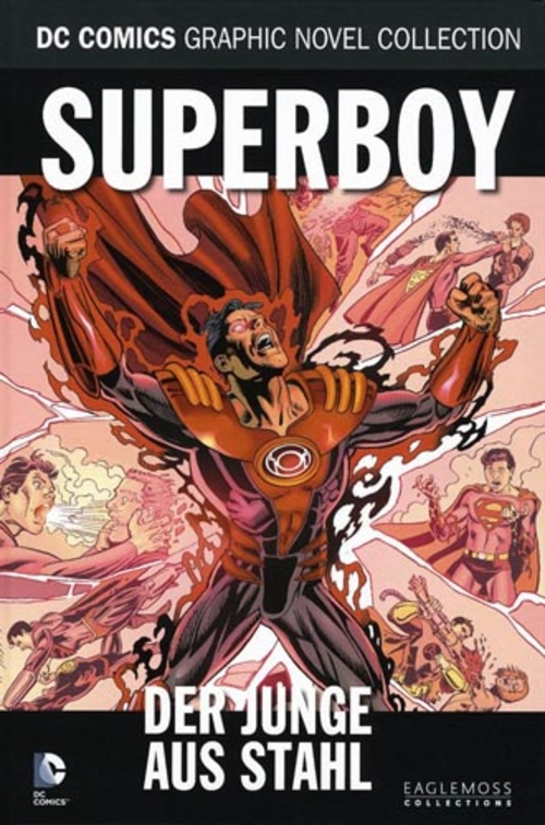 (C) Eaglemoss / DC Comics Graphic Novel Collection 133 / Zum Vergrößern auf das Bild klicken