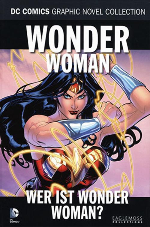(C) Eaglemoss / DC Comics Graphic Novel Collection 136 / Zum Vergrößern auf das Bild klicken