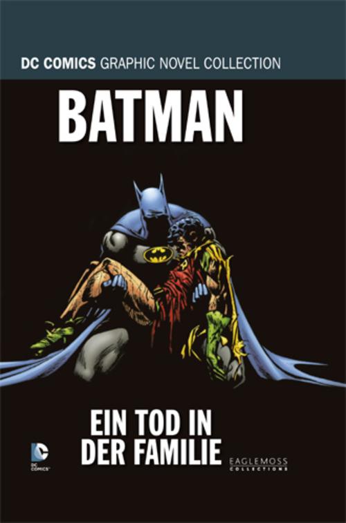 (C) Eaglemoss / DC Comics Graphic Novel Collection 14 / Zum Vergrößern auf das Bild klicken