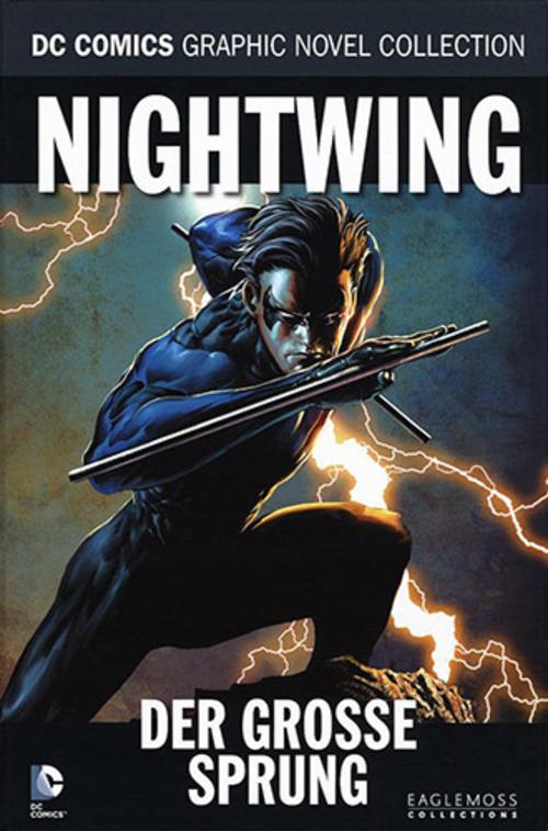 (C) Eaglemoss / DC Comics Graphic Novel Collection 140 / Zum Vergrößern auf das Bild klicken