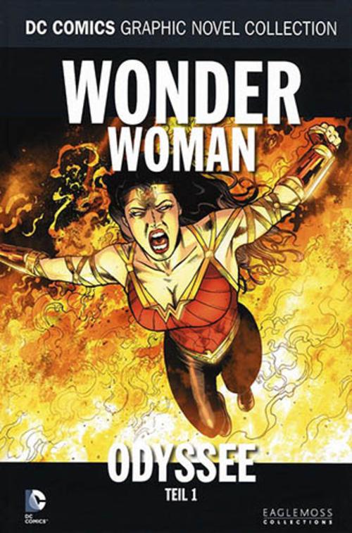 (C) Eaglemoss / DC Comics Graphic Novel Collection 141 / Zum Vergrößern auf das Bild klicken
