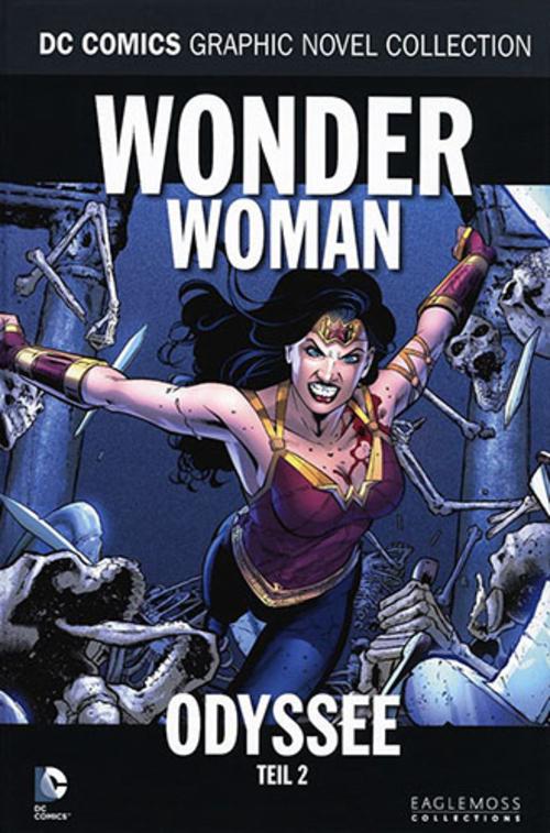 (C) Eaglemoss / DC Comics Graphic Novel Collection 142 / Zum Vergrößern auf das Bild klicken
