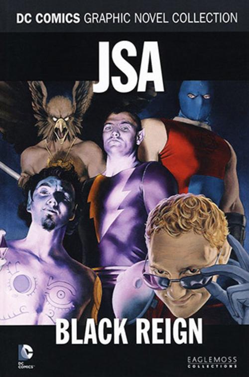 (C) Eaglemoss / DC Comics Graphic Novel Collection 145 / Zum Vergrößern auf das Bild klicken