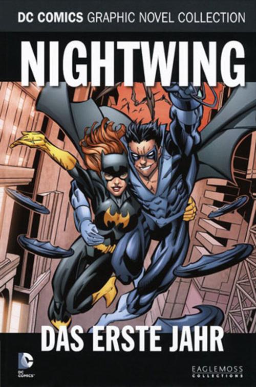 (C) Eaglemoss / DC Comics Graphic Novel Collection 149 / Zum Vergrößern auf das Bild klicken