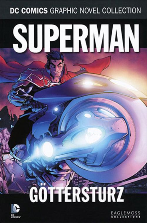 (C) Eaglemoss / DC Comics Graphic Novel Collection 150 / Zum Vergrößern auf das Bild klicken