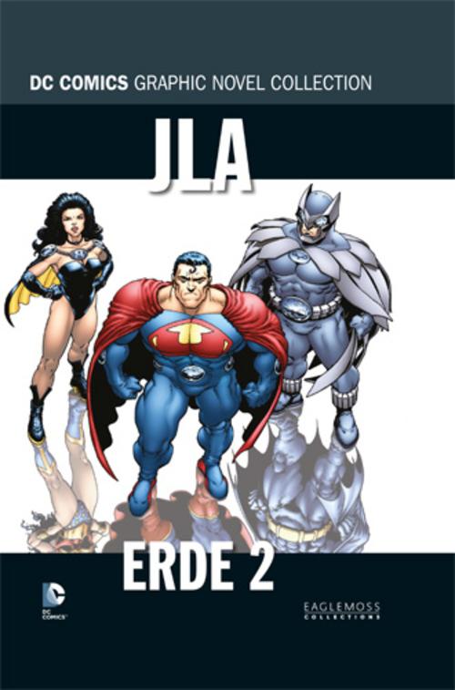 (C) Eaglemoss / DC Comics Graphic Novel Collection 17 / Zum Vergrößern auf das Bild klicken