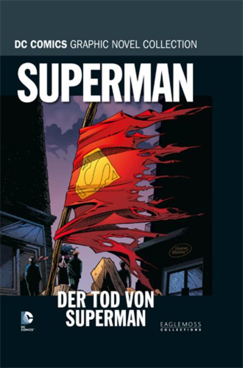 (C) Eaglemoss / DC Comics Graphic Novel Collection 18 / Zum Vergrößern auf das Bild klicken