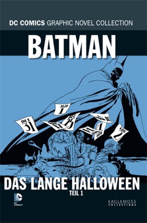 (C) Eaglemoss / DC Comics Graphic Novel Collection 19 / Zum Vergrößern auf das Bild klicken