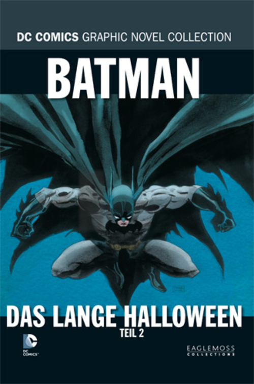 (C) Eaglemoss / DC Comics Graphic Novel Collection 20 / Zum Vergrößern auf das Bild klicken