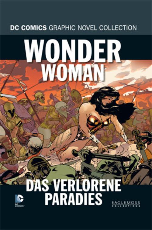 (C) Eaglemoss / DC Comics Graphic Novel Collection 21 / Zum Vergrößern auf das Bild klicken
