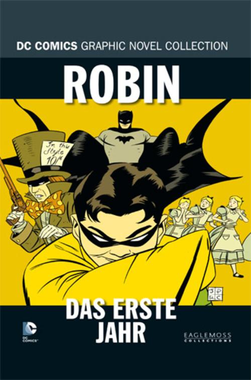 (C) Eaglemoss / DC Comics Graphic Novel Collection 22 / Zum Vergrößern auf das Bild klicken