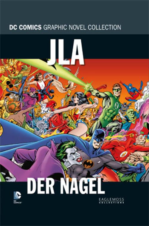 (C) Eaglemoss / DC Comics Graphic Novel Collection 26 / Zum Vergrößern auf das Bild klicken