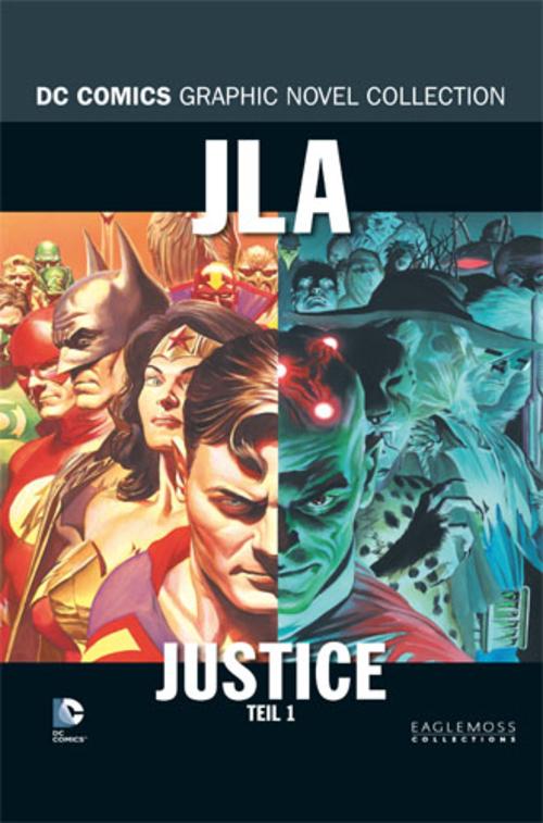 (C) Eaglemoss / DC Comics Graphic Novel Collection 30 / Zum Vergrößern auf das Bild klicken