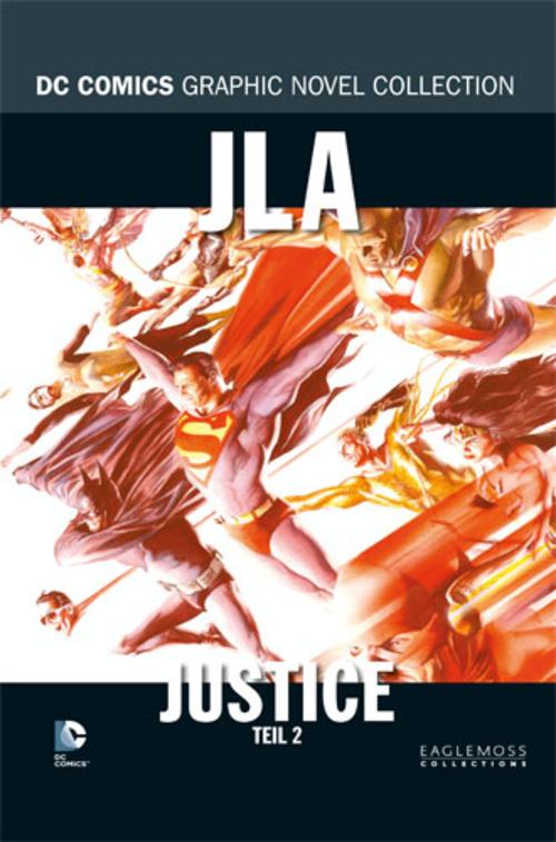 (C) Eaglemoss / DC Comics Graphic Novel Collection 31 / Zum Vergrößern auf das Bild klicken