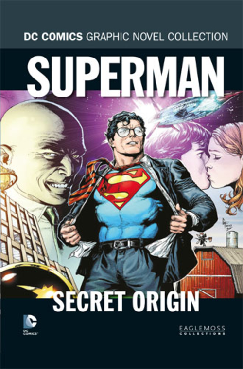 (C) Eaglemoss / DC Comics Graphic Novel Collection 32 / Zum Vergrößern auf das Bild klicken