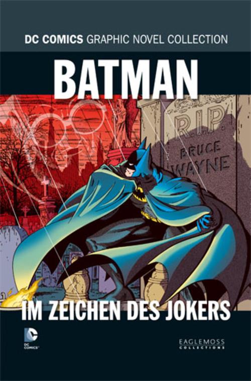 (C) Eaglemoss / DC Comics Graphic Novel Collection 34 / Zum Vergrößern auf das Bild klicken
