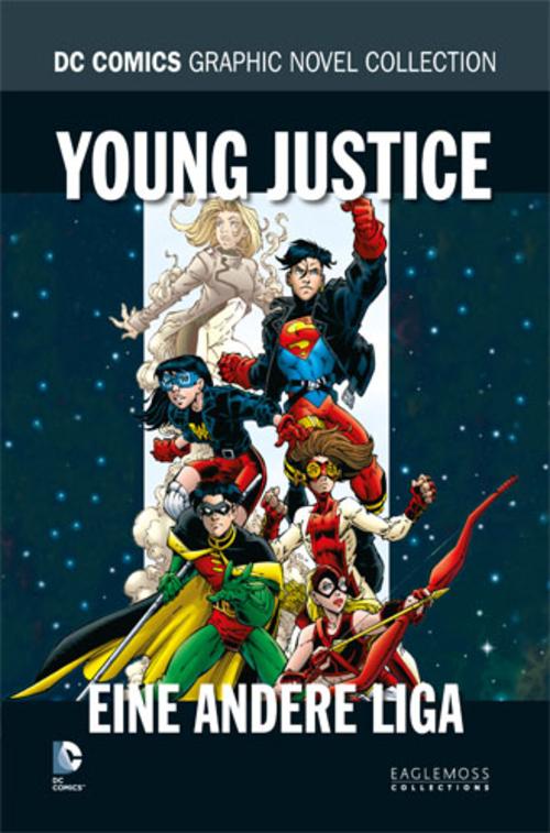 (C) Eaglemoss / DC Comics Graphic Novel Collection 35 / Zum Vergrößern auf das Bild klicken
