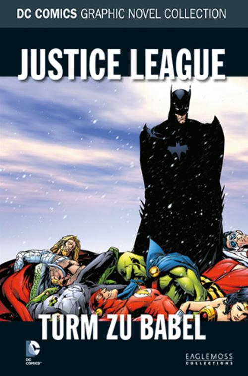 (C) Eaglemoss / DC Comics Graphic Novel Collection 4 / Zum Vergrößern auf das Bild klicken