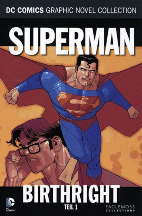 (C) Eaglemoss / DC Comics Graphic Novel Collection 40 / Zum Vergrößern auf das Bild klicken
