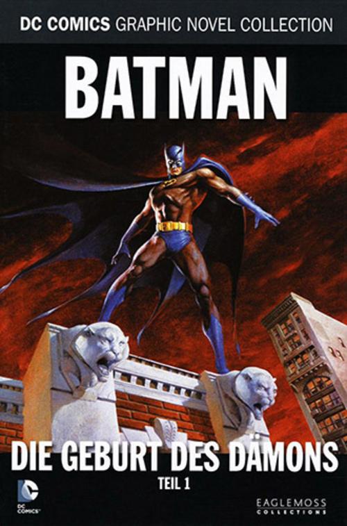 (C) Eaglemoss / DC Comics Graphic Novel Collection 42 / Zum Vergrößern auf das Bild klicken