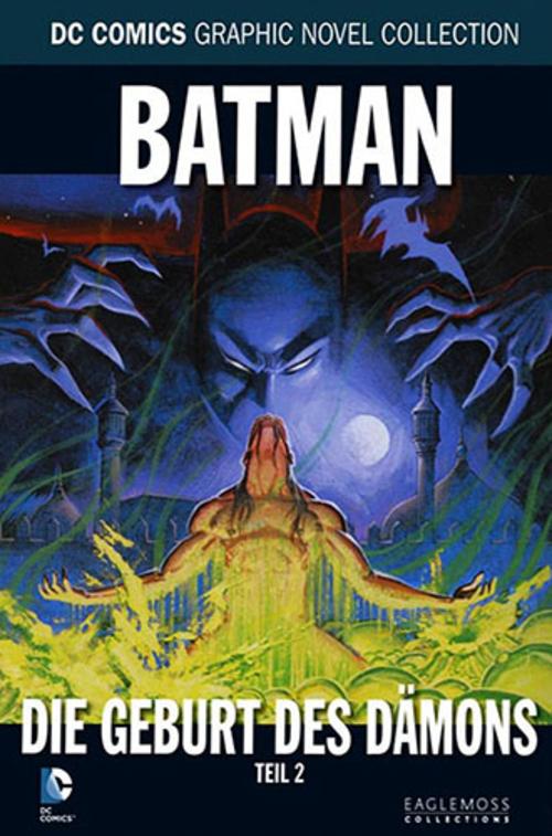(C) Eaglemoss / DC Comics Graphic Novel Collection 43 / Zum Vergrößern auf das Bild klicken