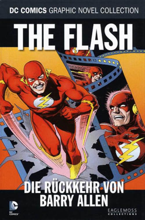 (C) Eaglemoss / DC Comics Graphic Novel Collection 49 / Zum Vergrößern auf das Bild klicken