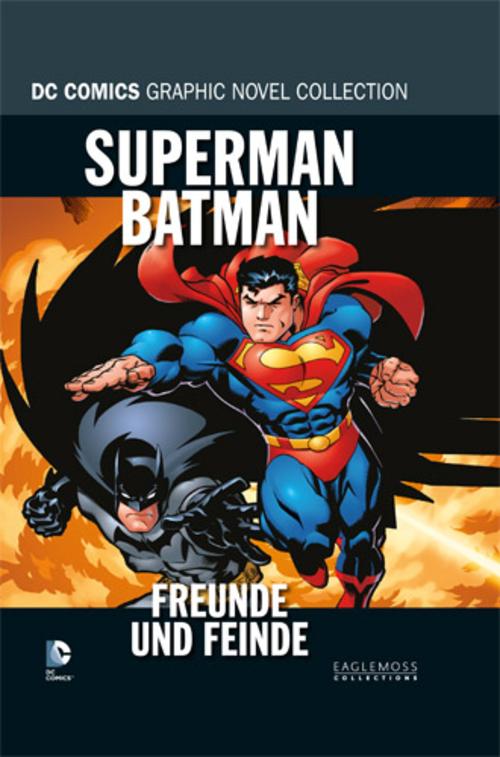 (C) Eaglemoss / DC Comics Graphic Novel Collection 5 / Zum Vergrößern auf das Bild klicken