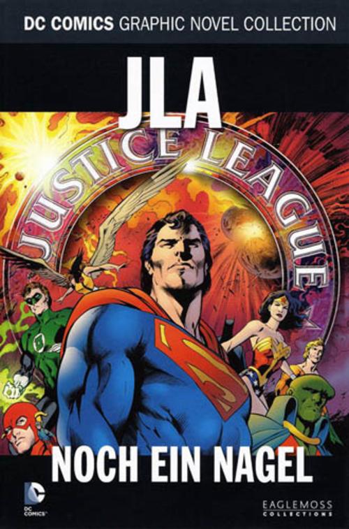 (C) Eaglemoss / DC Comics Graphic Novel Collection 50 / Zum Vergrößern auf das Bild klicken