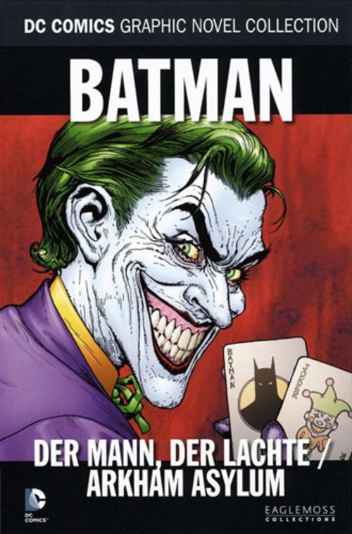 (C) Eaglemoss / DC Comics Graphic Novel Collection 52 / Zum Vergrößern auf das Bild klicken