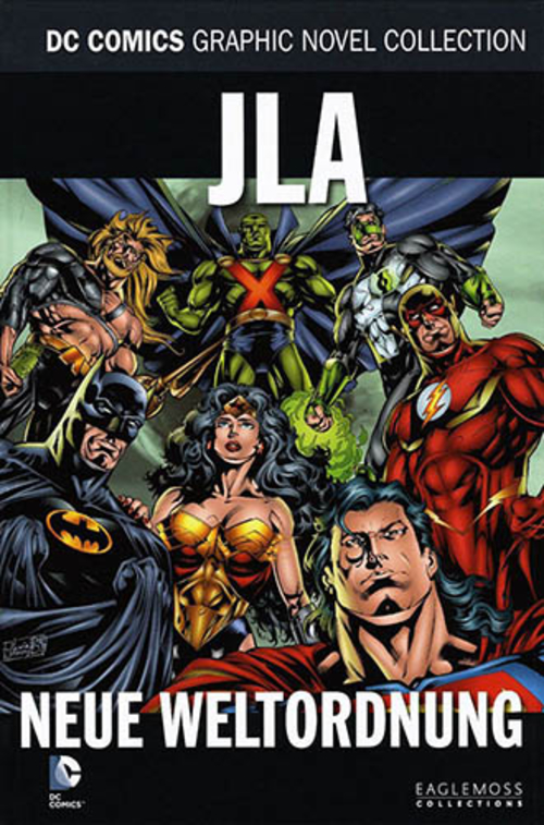 (C) Eaglemoss / DC Comics Graphic Novel Collection 53 / Zum Vergrößern auf das Bild klicken