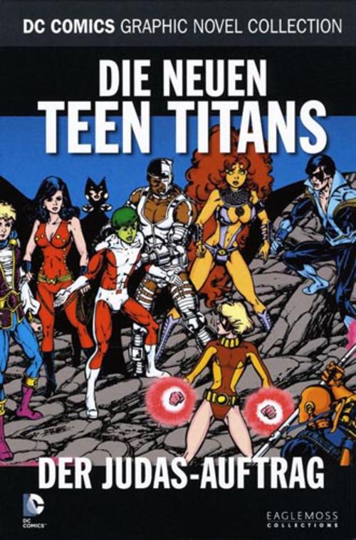 (C) Eaglemoss / DC Comics Graphic Novel Collection 54 / Zum Vergrößern auf das Bild klicken