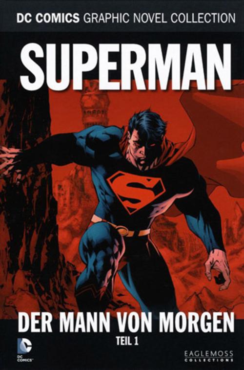 (C) Eaglemoss / DC Comics Graphic Novel Collection 55 / Zum Vergrößern auf das Bild klicken