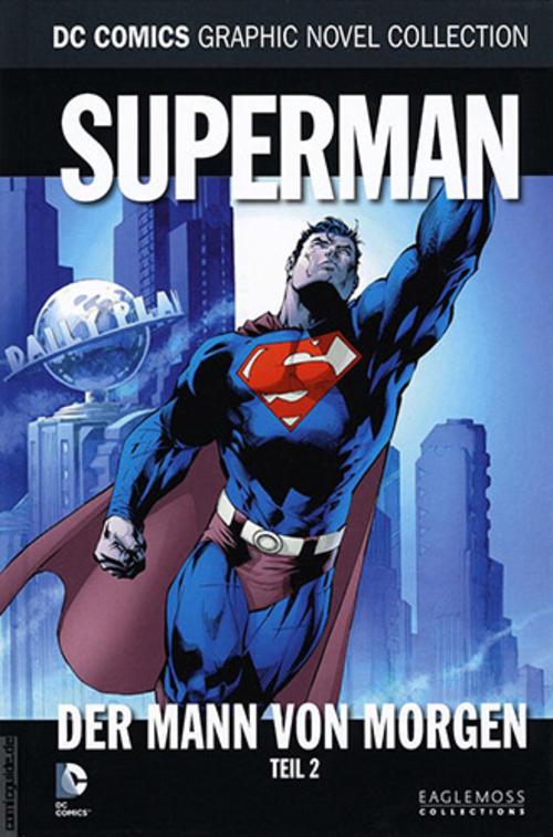 (C) Eaglemoss / DC Comics Graphic Novel Collection 56 / Zum Vergrößern auf das Bild klicken