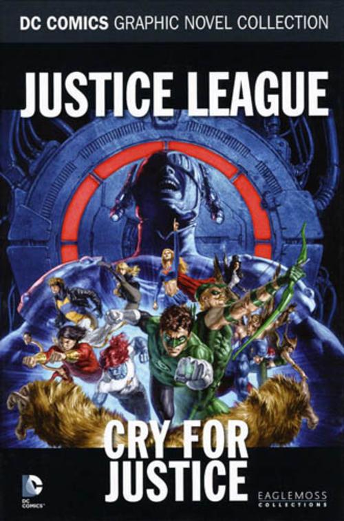 (C) Eaglemoss / DC Comics Graphic Novel Collection 58 / Zum Vergrößern auf das Bild klicken