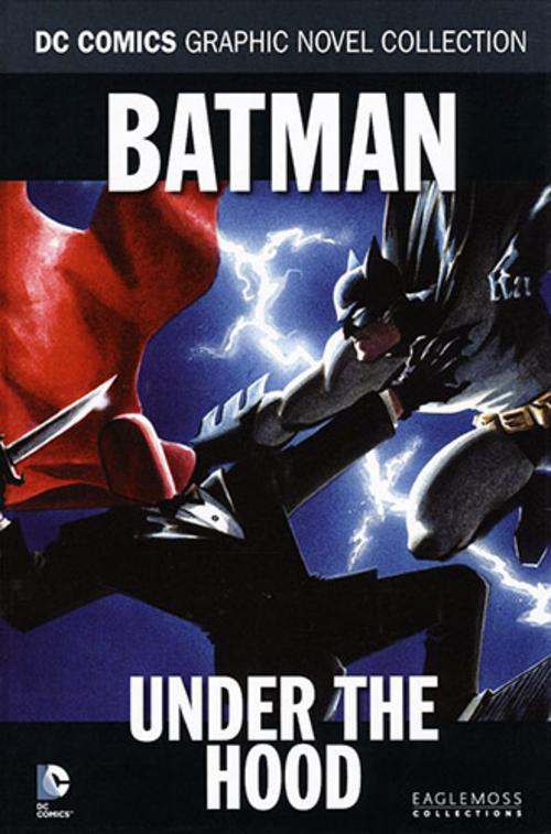 (C) Eaglemoss / DC Comics Graphic Novel Collection 59 / Zum Vergrößern auf das Bild klicken