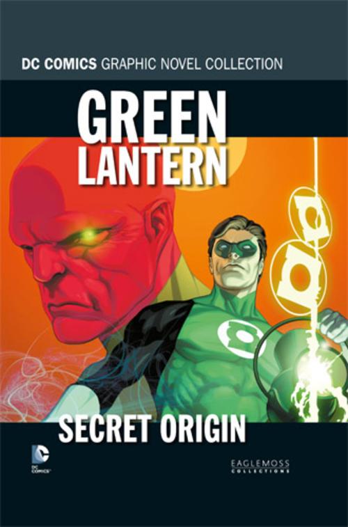 (C) Eaglemoss / DC Comics Graphic Novel Collection 6 / Zum Vergrößern auf das Bild klicken