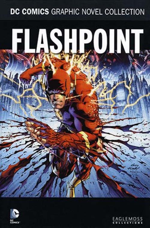 (C) Eaglemoss / DC Comics Graphic Novel Collection 61 / Zum Vergrößern auf das Bild klicken