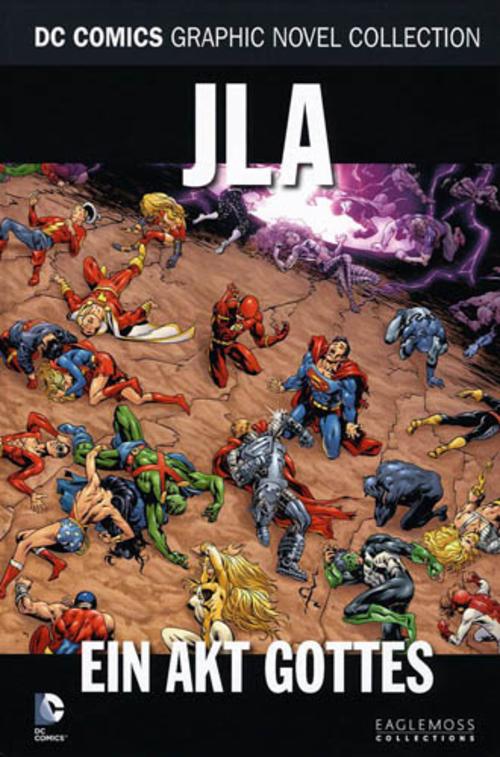 (C) Eaglemoss / DC Comics Graphic Novel Collection 63 / Zum Vergrößern auf das Bild klicken