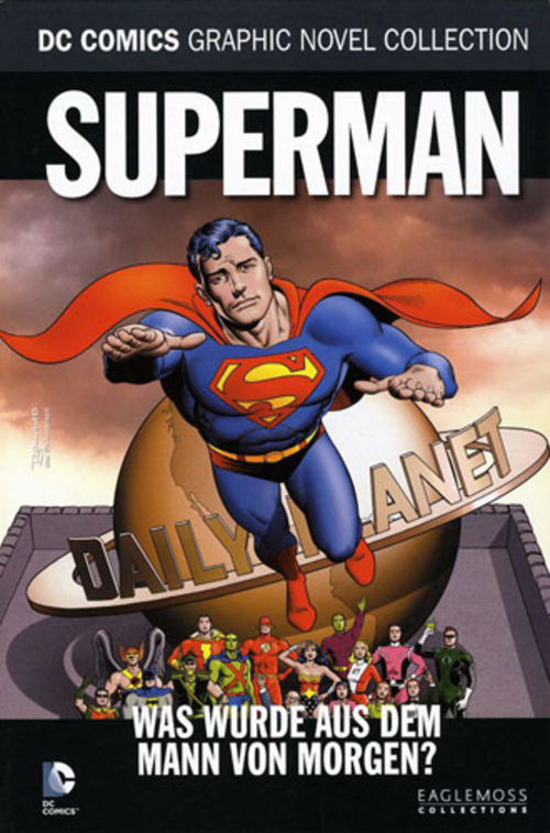 (C) Eaglemoss / DC Comics Graphic Novel Collection 65 / Zum Vergrößern auf das Bild klicken