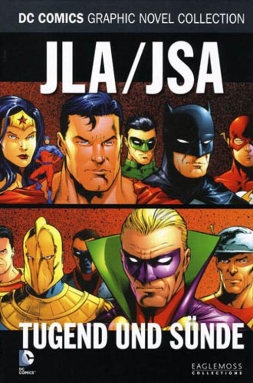 (C) Eaglemoss / DC Comics Graphic Novel Collection 66 / Zum Vergrößern auf das Bild klicken