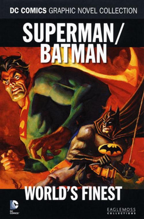 (C) Eaglemoss / DC Comics Graphic Novel Collection 69 / Zum Vergrößern auf das Bild klicken