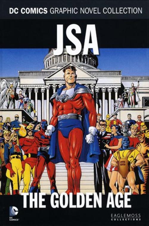 (C) Eaglemoss / DC Comics Graphic Novel Collection 72 / Zum Vergrößern auf das Bild klicken