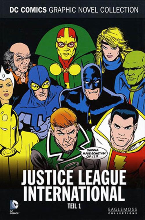 (C) Eaglemoss / DC Comics Graphic Novel Collection 73 / Zum Vergrößern auf das Bild klicken