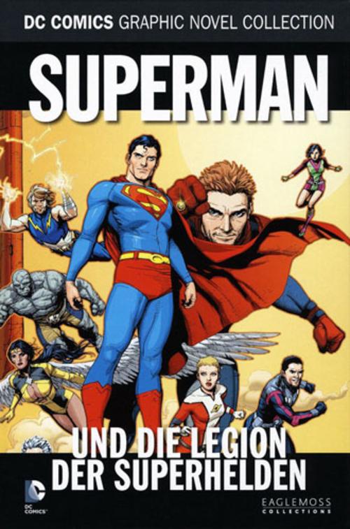 (C) Eaglemoss / DC Comics Graphic Novel Collection 76 / Zum Vergrößern auf das Bild klicken