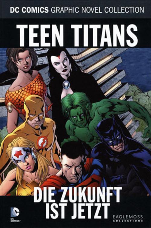 (C) Eaglemoss / DC Comics Graphic Novel Collection 77 / Zum Vergrößern auf das Bild klicken